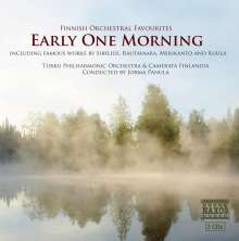 Finnish Orchestral Favourites - Early One Morning, 2 CDs