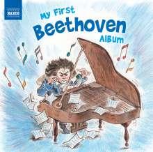 My First Beethoven Album, CD