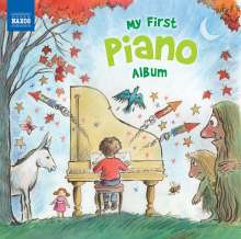 My First Piano Album, CD