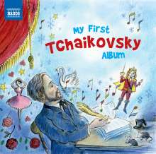 My First Tschaikowsky Album, CD