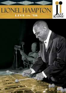Lionel Hampton (1908-2002): Live In '58 (Jazz Icons), DVD