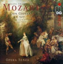 Opera senza: Harmoniemusik zu Don Giovanni