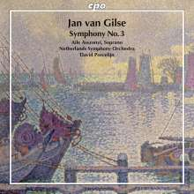 Jan van Gilse (1881-1944): Symphonie Nr.3, CD
