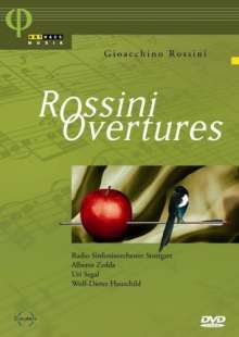 Gioacchino Rossini (1792-1868): Ouvertüren, DVD