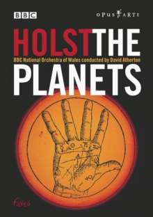Gustav Holst (1874-1934): The Planets, DVD