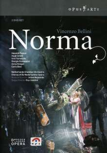 Vincenzo Bellini (1801-1835): Norma, 2 DVDs