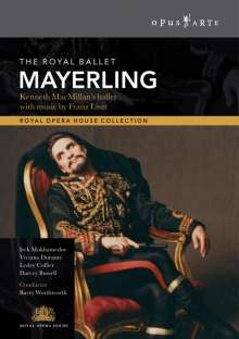 The Royal Ballet:Mayerling, DVD