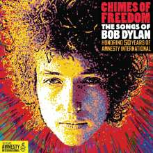 Chimes Of Freedom: Songs Of Bob Dylan (Honoring 50 Years Of Amnesty International), 4 CDs