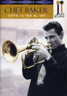 Chet Baker (1929-1988): Live in ´64 & ´79, DVD