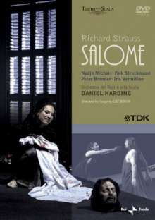 Richard Strauss (1864-1949): Salome, DVD