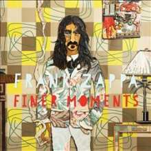 Frank Zappa: Finer Moments (180g) (Limited Edition), 2 LPs