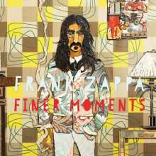 Frank Zappa: Finer Moments, 2 CDs