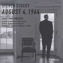 Steven Stucky (geb. 1949): August 4, 1964, CD