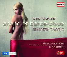 Paul Dukas (1865-1935): Ariane et Barbe-Bleue, 2 CDs