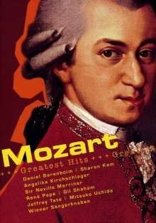 Mozart - Greatest Hits, DVD