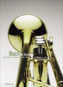 German Brass - Bach for Brass, DVD