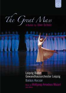 Leipzig Ballett - The Great Masss, DVD