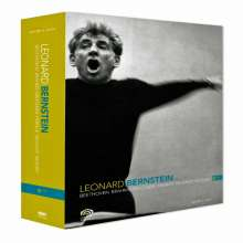 Leonard Bernstein - The Anniversary DVD Edition, 5 DVDs