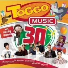 Toggo Music 30, CD