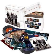 City: Die Original-Alben (Limited Edition Schmuckbox), 14 CDs