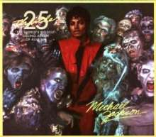 Michael Jackson: Thriller: 25th Anniversary Edition (CD + DVD), CD