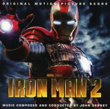 Iron Man 2, CD