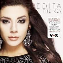 Edita: The Key, Maxi-CD