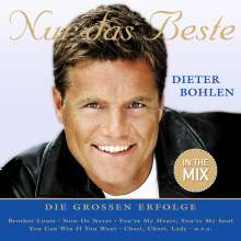 Dieter Bohlen: Nur das Beste (In The Mix), CD