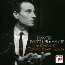 David Greilsammer - Baroque Conversations, CD