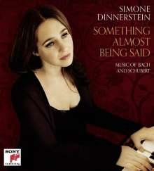 Simone Dinnerstein - Something almost being said, CD