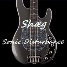 Shaeg: Sonic Disturbance, LP
