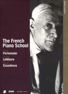 The French Piano School, DVD