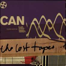 Can: The Lost Tapes (Limited Edition Box-Set), 3 CDs