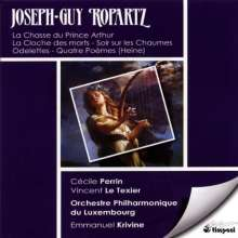 Joseph Guy Ropartz (1864-1955): Lieder, CD