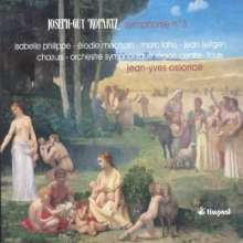 Joseph Guy Ropartz (1864-1955): Symphonie Nr.3, CD