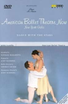 American Ballet Theatre:Dance with Stars, DVD