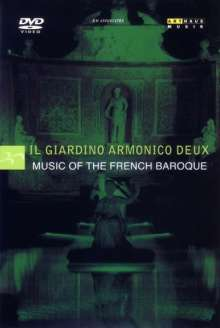 Il Giardino Armonico - Music of the French Baroque, DVD