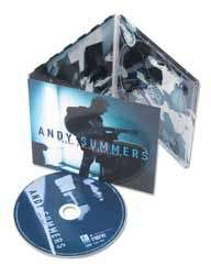 Andy Summers (ex - The Police): Peggy's Blue Skylight, CD