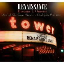 Renaissance: Dreams & Omens: Live At The Tower Theatre, Philadelphia 1978, CD