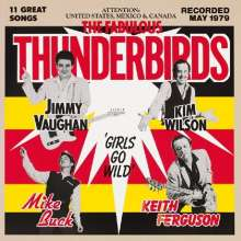 Fabulous Thunderbirds: Girls Go Wild, CD