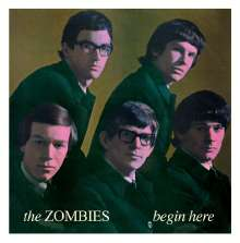 Zombies: Begin Here (180g) (Limited Edition) (Mono), LP