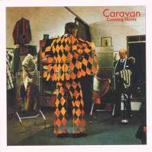 Caravan: Cunning Stunts, CD