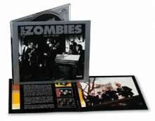 Zombies: Live At The BBC, CD