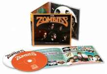 Zombies: The Singles Collection A's & B's, 2 CDs