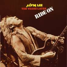Alvin Lee: Ten Years Later: Ride On, CD