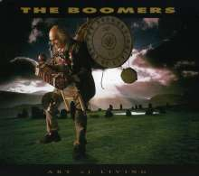 Boomers: Art Of Living, CD