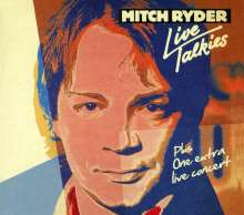 Mitch Ryder: Live Talkies / Easter In Berlin 1980, 2 CDs