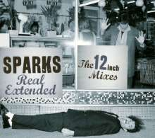 Sparks: Real Extended: The 12 inch Mixes (1979-1984), 2 CDs