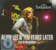 Alvin Lee & Ten Years Later: Live At Rockpalast 1978 (CD + DVD), CD