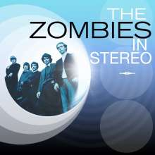 Zombies: In Stereo, 4 CDs
